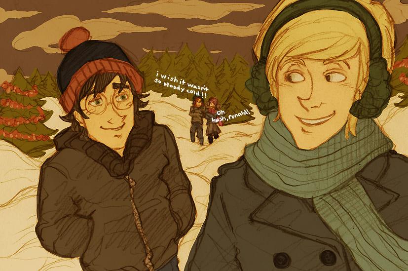 Гарри Поттер и малфой друзья, что может быть круче этого ... эмма уотсон сейчас