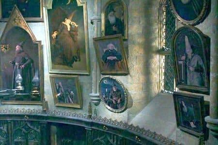 Живые фотографии в мире Гарри Поттера